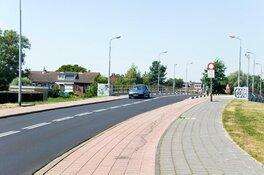 Verbeteringen verkeersveiligheid busbrug De Binding
