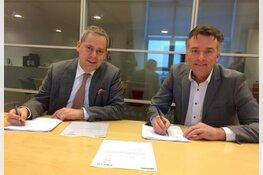 Ondertekening anterieure overeenkomst ontwikkeling woningbouw Noordeinde in Wormerveer