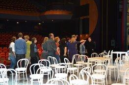 Gratis rondleidingen door het Zaantheater tijdens het Nationaal Theaterweekend