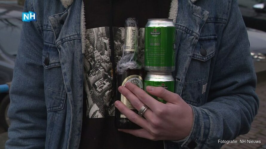 Leeftijdscontroles makkelijk te omzeilen: jongere komt met gemak aan alcohol