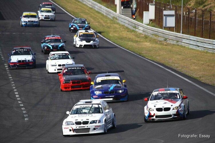Autoliefhebbers en gezinnen beleven in 2018 een fantastisch jaar op Circuit Zandvoort