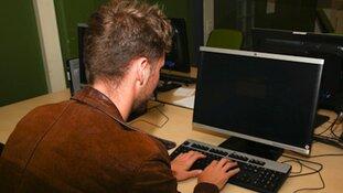 Aangiften van internetoplichting gedaald