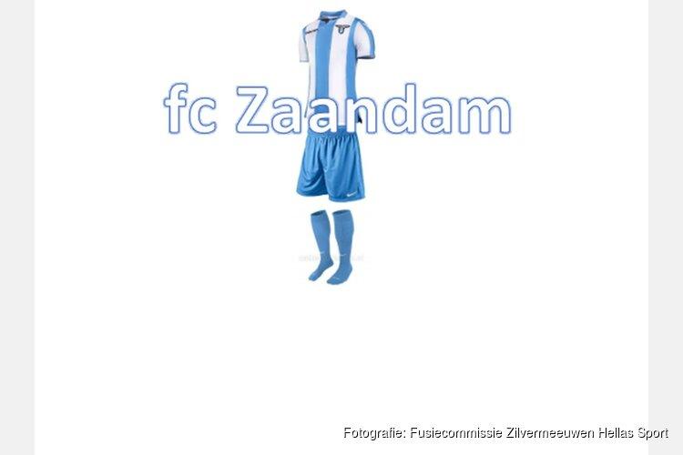 Hellas Sport en Zilvermeeuwen gaan verder als FC Zaandam