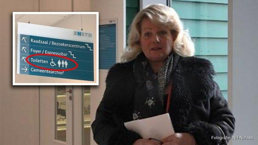 'Gemeente Zaanstad stopte klacht over genderneutraal toilet in doofpot'