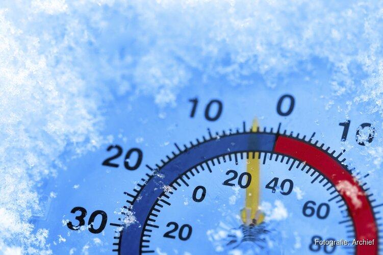 Record in Noord-Holland: koudste 28 februari ooit gemeten