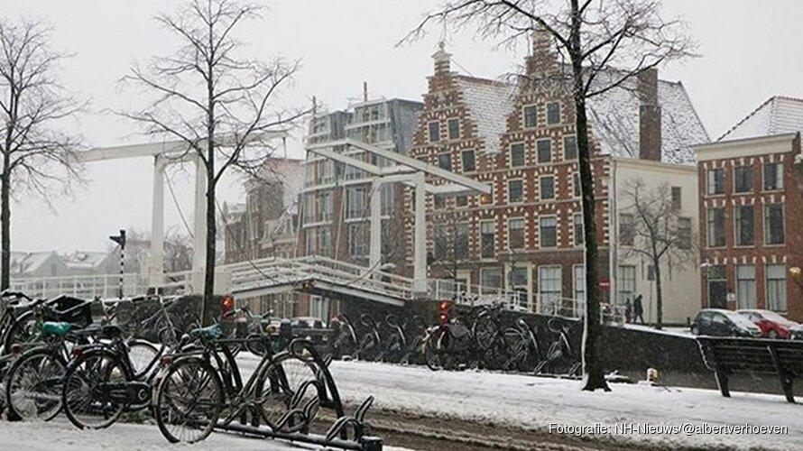 Sneeuwfront nadert de provincie: 'Bereid je goed voor'