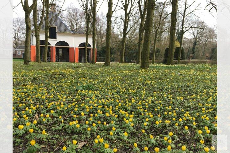 Voorjaarswandelingen op buitenplaats Beeckestijn