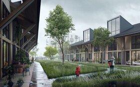 Wonen in Rooswijk: nieuwbouwplan Bannehoven krijgt vorm