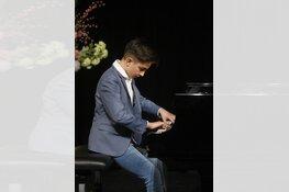 Paywast Ahmad wint Jan Pasveerconcours