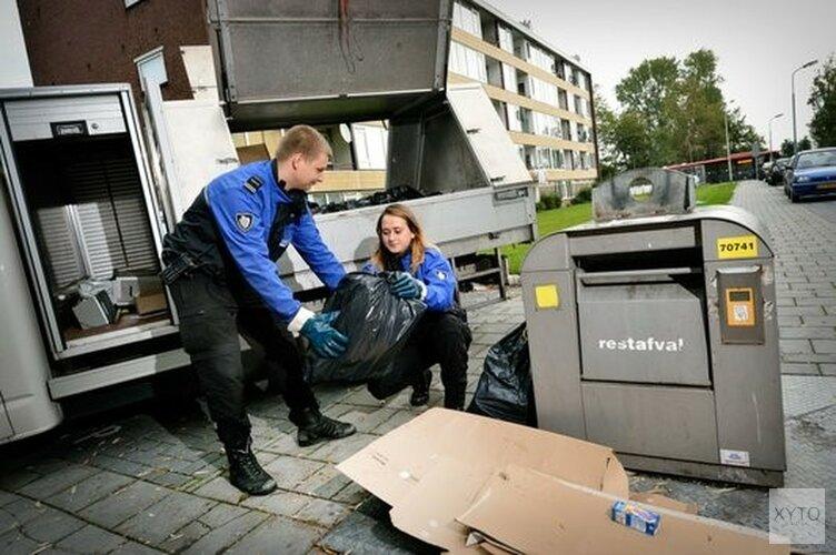 Sanctie op illegaal afval dumpen flink omhoog: van 127 naar 182 euro