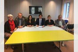 VVD, PvdA , ROSA, D66, CDA en ChristenUnie willen samenwerken in coalitie