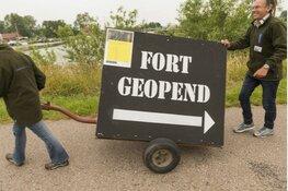 Fort bij Spijkerboor open op 2e Pinkersdag