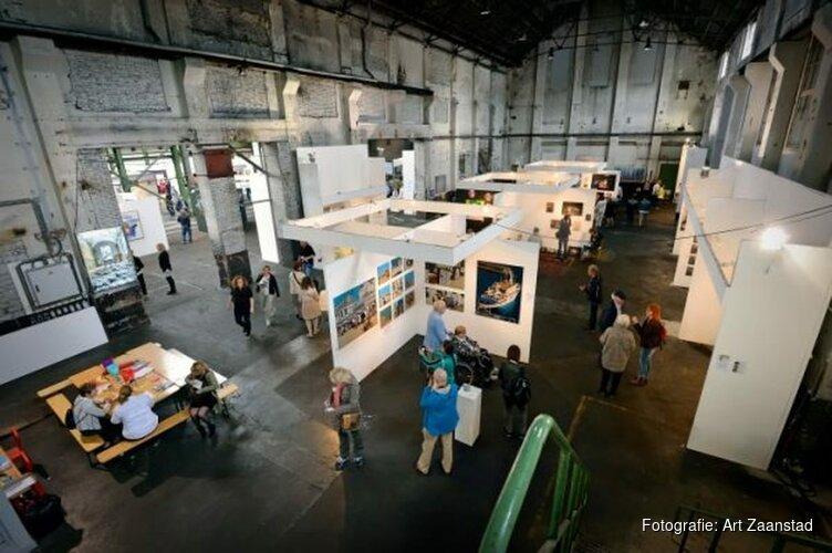 Drie dagen art & jewels tijdens Art Zaanstad Event