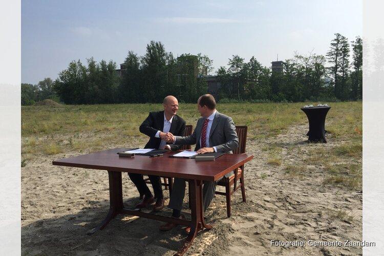 Overeenkomst over realisatie Verkadebuurt ondertekend