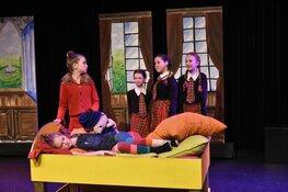 Musicalklassen van Theater MUS presenteren zich; 3 musicals voorbereid