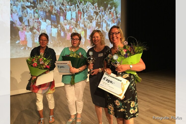 Cultuurschool publieksprijs voor De Lindenboom