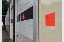 Sluiting garage na vondst vuurwapen