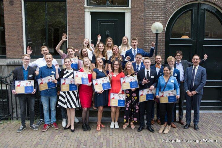 Winnaars KNAW Onderwijsprijs bekend