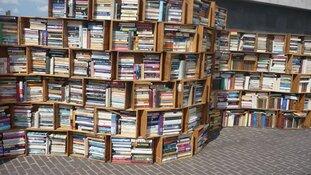 Vrijdag Boekenmarkt op de Dam
