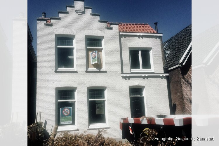 Twee woningen in Zaandam dicht vanwege hennepplantages