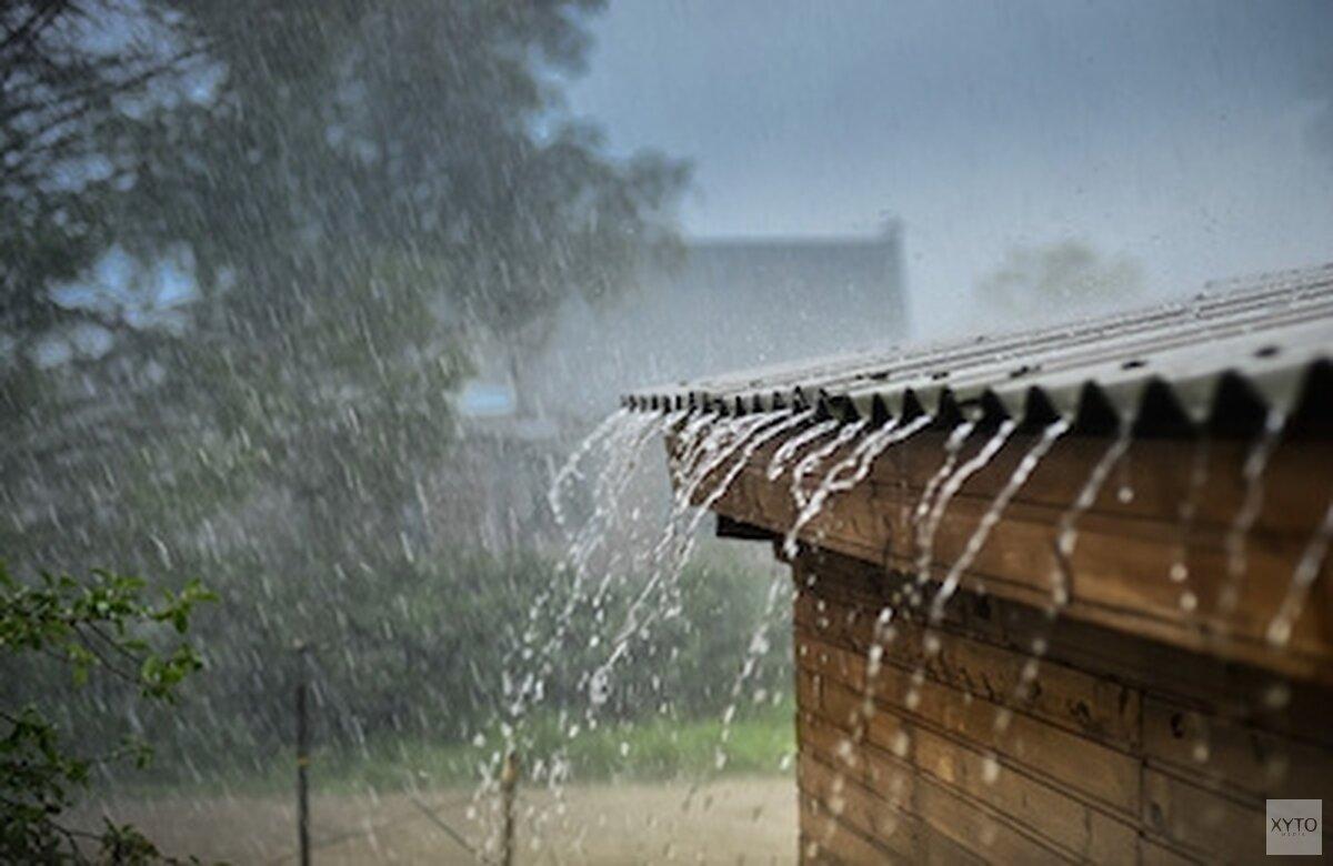 Zomerstorm op komst met zware windstoten en plensbuien NH