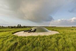 Fort bij Spijkerboor open op Open Monumentendag