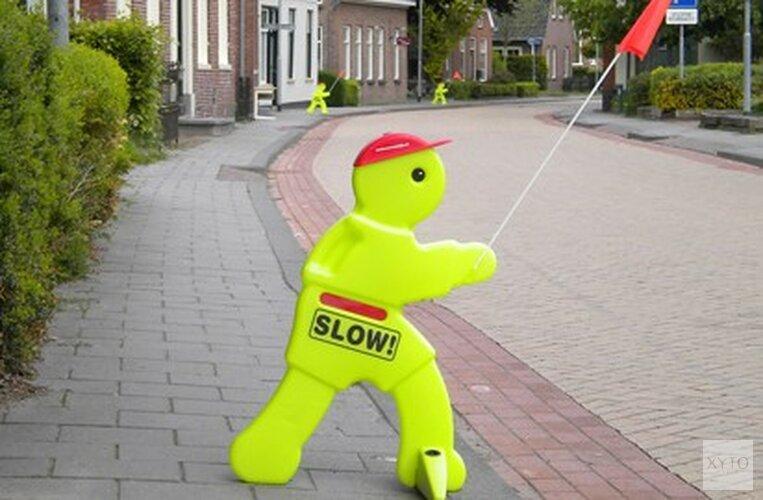 Veilig Verkeer Nederland wil op schoolroutes geen vrachtwagens meer