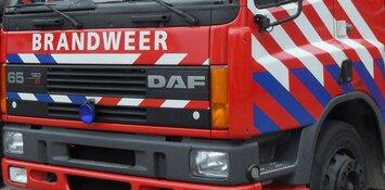 Veel rook bij brand in seniorencomplex Wormerveer, pand ontruimd