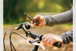 Minister maakt haast met appverbod op de fiets