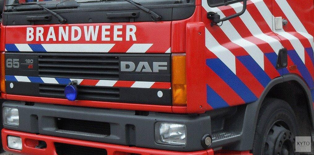 Twee auto's in brand gestoken op Zaandamse parkeerterrein