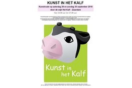 Kunstroute 29 en 30 september 2018
