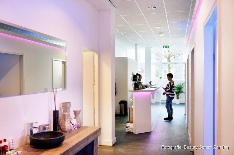 Beauty Centre Zondag 10 maanden na de opening nog groter en uitgebreider