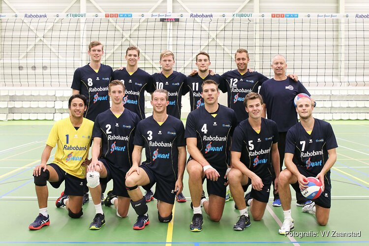 Zaanstad van start met uitwedstrijd tegen Zwolle