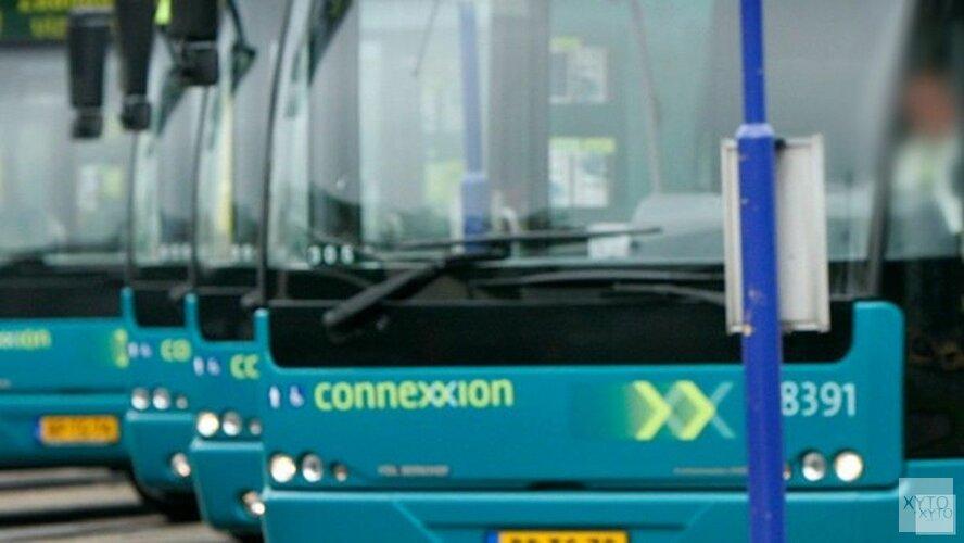 Geen treinen, maar bussen tussen Alkmaar-Zaandam en Beverwijk