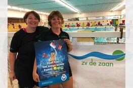 ZV De Zaan behaalt licentie zwem-ABC