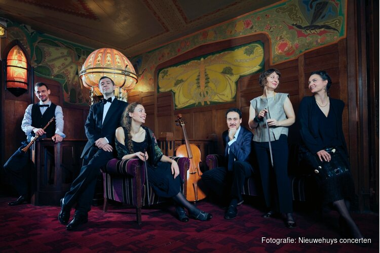 Nederlandse tournee Ensemble Odyssee met acht concerten In Freundschaft in november 2018