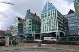 Gasflessen gevonden bij stadhuis Zaandam, directe omgeving afgezet