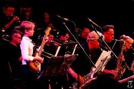 West End Bigband presenteert The Jazzkidz & The Rata Jazz Kids in FluXus