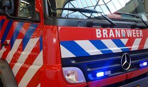 Persoon en hond overleden bij brand in Westknollendam