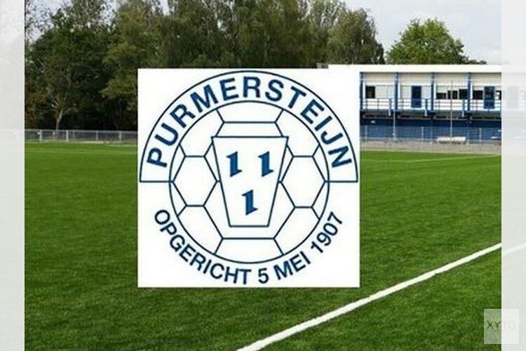 Monsterscore voor Purmersteijn (zat.) tegen PSZ: 19-0