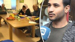 """Zaandamse ontmoetingsplek voor vluchtelingen vreest voor voortbestaan: """"Sfeer is hier precies goed"""""""