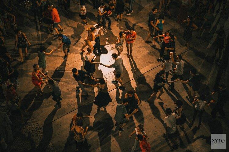 Dancebase uit Krommenie knap derde bij Open NK Danscompetition in Uitgeest